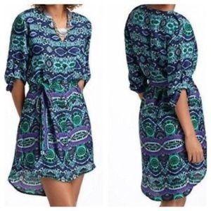 Maeve Ikat Dress